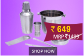6pc Of Bar set at Rs.649