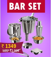 16pc of bar set atRs.1,349