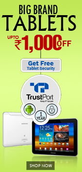 Tablets Special upto Rs.1000 off