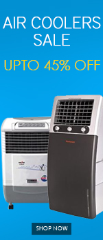 Air Coolers Sale Upto 45% off