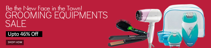 Grooming Equipments Sale upto 46% off