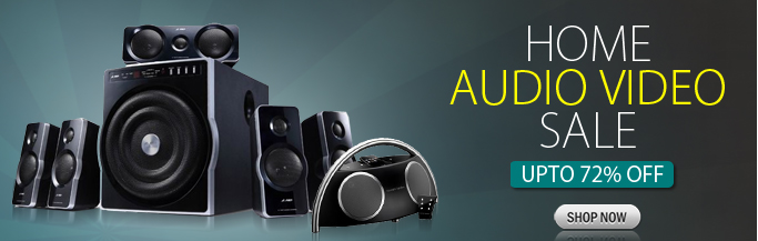 Home Audio Video Sale