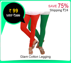 Glam Cotton Legging