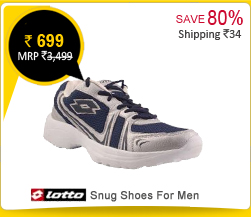 Lotto Snug Shoes For Men