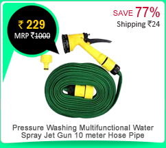 Pressure Washing Multifunctional Water Spray Jet Gun