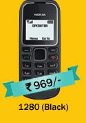 Nokia 1280 (Black)