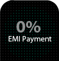 0% EMI Payment
