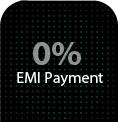 0% EMI Payment