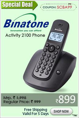 ray ban sunglasses one day sale hub5  Binatone Activity 2100 Phone