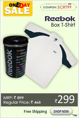 Reebok box T-Shirt