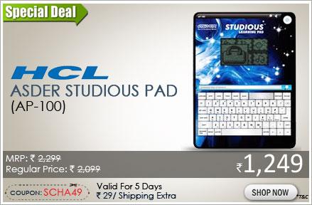 HCL Asder Studious Pad AP-100