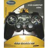 Quantum USB Gamepad for PC/Laptop w/Vibrations