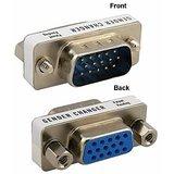 VGA SVGA Male To Female 15 Pin Adapter