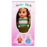 Happy TT-888 Barbi Doll