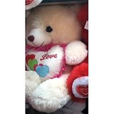 Teddy Bear Soft Toy With The Heart
