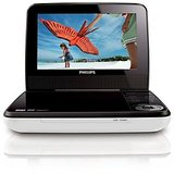 "Philips PD7030 7"" Portable DVD Player WITH USB"