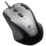 Logitech G300 Gaming Mouse With Nine Programmable Controls