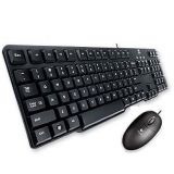 Logitech MK100 USB Keyboard Mouse Combo