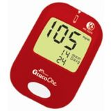 Dr. Morepen Easy Gluco Meter (Model BG 02) (including 10 Strips)
