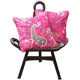 Elements Paisley Traditions Cushion Covers - Set Of 5 Pcs