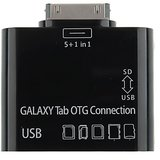 5 in 1 USB Card Reader Writer OTG Camera Connection Kit for Samsung Galaxy Tab