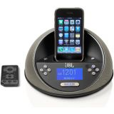 JBL On Time Micro ipod/ iphone / Clock/ FM Dock