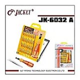 Combo of Jackly 32 in 1 Screwdriver set & 7pc Hobby knife set