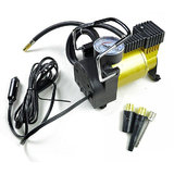 12V Electric Air Compressor Pump Car Bike Tyre Inflator