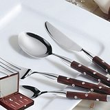 Awkenox Lamina Cutlery Stainless Steel 16pc Set