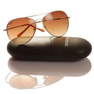 Reebok A3 Aviator Sunglass Brown
