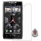 Amzer Anti-Glare Screen Protector with Cleaning Cloth for Motorola RAZR XT910