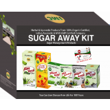 IMC Sugar Away Kit By WHO Certified (1 Month Course) Screen Chemical Free