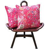 Elements Floral Garden Cushion Covers - Set Of 2 Pcs