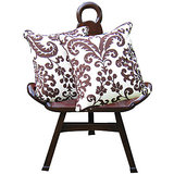 Elements Choco Springs Cushion Cover - Set Of 2 Pcs