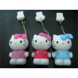 Microware  Hello Kitty Shape 8GB PenDrive